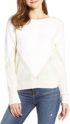 Noisy May Cillian Mixed Yarn Sweater
