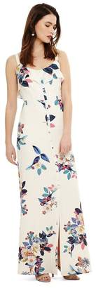 Phase Eight Cream Cloella Floral Maxi Dress