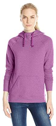 Champion Women's Fleece Pullover Hoodie $16.63 thestylecure.com