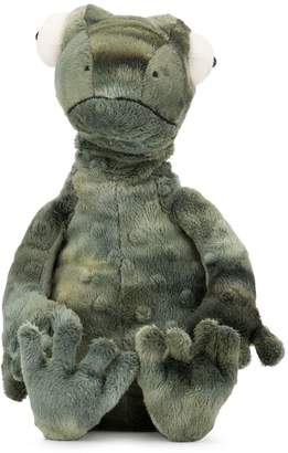 Jellycat frog soft toy