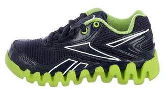 Reebok Boys' Mesh Round-Toe Sneakers
