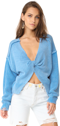 Wildfox Fairfax Sweater $212 thestylecure.com