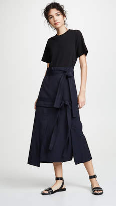 3.1 Phillip Lim Front Tie Dress