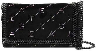 Stella McCartney Falabella continental embellished wallet
