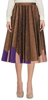 DELPOZO 3/4 length skirt