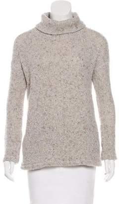 Splendid Bouclé Turtleneck Sweater