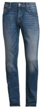 Hudson Jeans Straight Leg Jeans