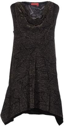 Manila Grace DENIM Short dresses
