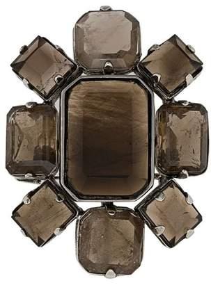 Goossens Stones brooch