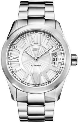 JBW Men's Bond Diamond Watch, 44mm - 0.09 ctw
