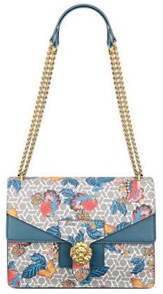 Anne KleinAnne Klein Diana Large Colorblock Shoulder Bag