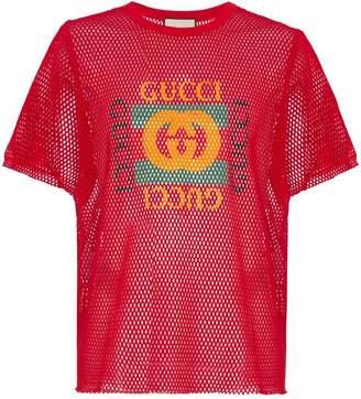 Gucci GG Logo Print T-Shirt