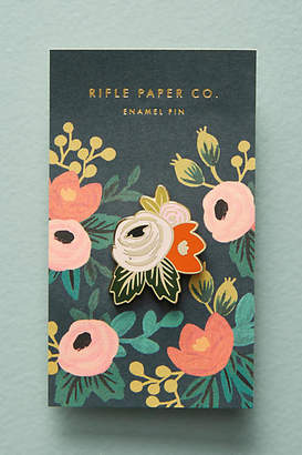 Rifle Paper Co. Lovely Enamel Pin
