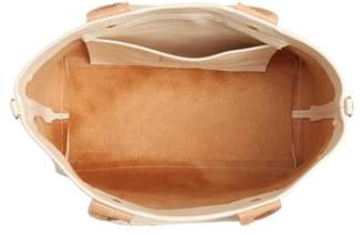 Clare Vivier Rustic Bruno Leather Crossbody Bag