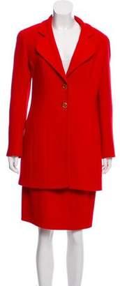 Chanel Knee-Length Skirt Suit