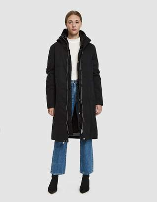 Just Female Steal Hooded Parka