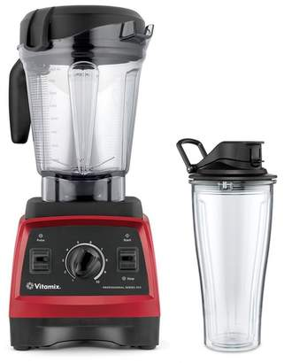 Vita-Mix Vitamix Certified Reconditioned Next Generation Standards Blender & To-Go Container Set - Red