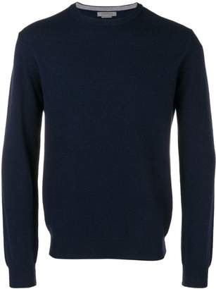 Corneliani crew neck sweater