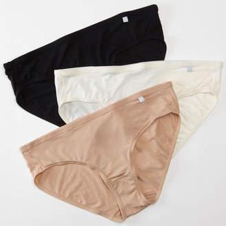 Jockey Elance Supersoft Micromodal 3 Pair Microfiber Bikini Panty 2070