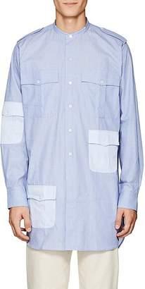 J.W.Anderson Men's Cotton Military Tunic