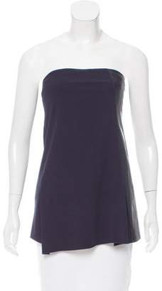 Reed Krakoff Utility Gab Strapless Top w/ Tags