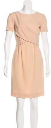 DSQUARED2 Sheath Wool Dress