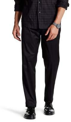 """Louis Raphael Slim Fit Flat Front Landon Pants - 30-34\"""" Inseam"""