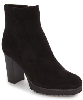 La Canadienne 'Myranda' Waterproof Block Heel Bootie