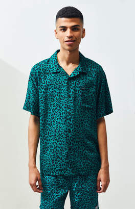 Obey Leo Button Up Shirt