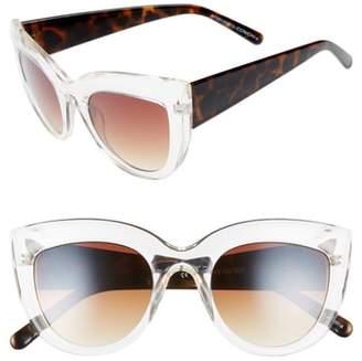 BP Translucent Cat Eye Sunglasses