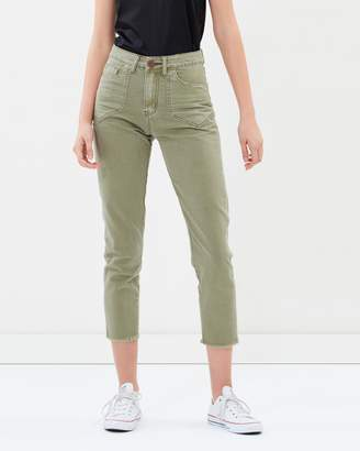 One Teaspoon Legend Mom Jeans