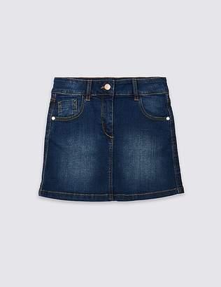 Marks and Spencer Denim Skirt (3-16 Years)