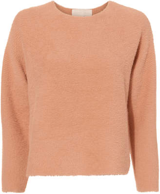 Michelle Mason Oversized Cropped Sweater
