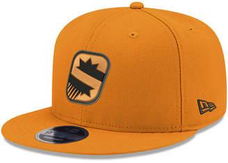 New Era Boys' Phoenix Suns Basic Link 9FIFTY Snapback Cap