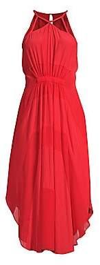 Ramy Brook Women's Amara Halter Dress