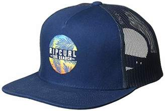 Rip Curl Men's Patch Trucker Mesh Hat