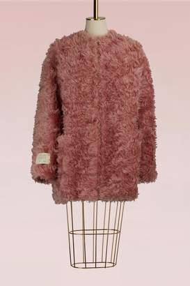 Stella Mccartney Elina mohair coat