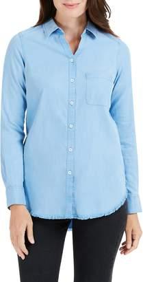 Foxcroft Haven Tencel(R) Lyocell Shirt