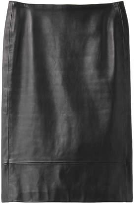 MADISONBLUE (マディソンブルー) - マディソンブルー SOFIE レザータイトスカート
