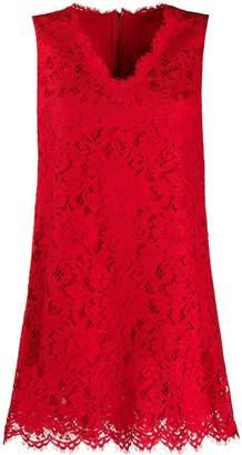 Dolce & Gabbana lace swing dress