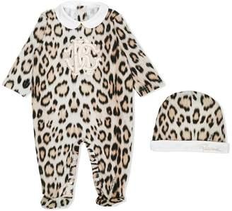 Roberto Cavalli Junior leopard print body