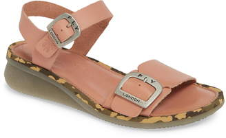 Fly London Comb Sandal