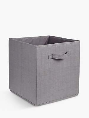 0d9d14b8696 House by John Lewis Large Fabric Storage Box
