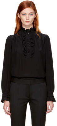Stella McCartney Black Meredith Blouse