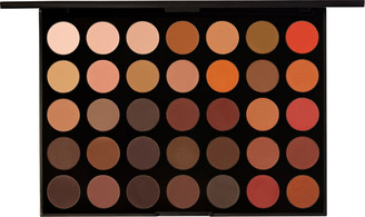 Morphe Online Only 35OM Nature Glow Matte Eyeshadow Palette