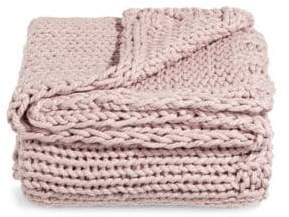Glucksteinhome Cable Knit Throw