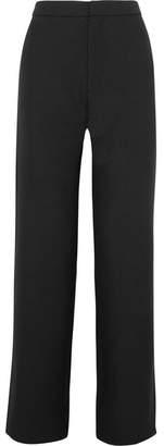 Jacquemus Le Pantalon D'homme Wool Straight-leg Pants - Black