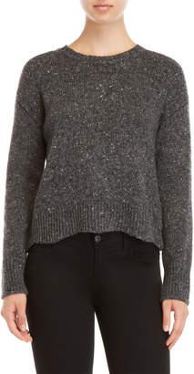Rebecca Minkoff Cecelia Scalloped Wool Sweater