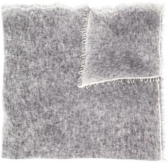 Avant Toi fine knit scarf
