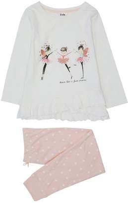 M&Co Ballerina pyjamas
